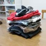 洗濯物の室内干しはお風呂場または人がいる部屋で効率よく乾かす